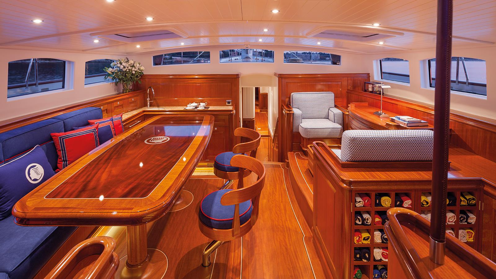 Atalante Yacht Deckhouse