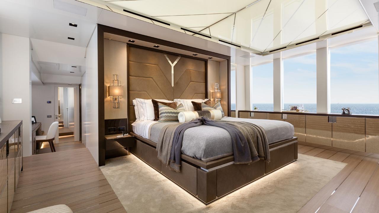 Martin kemp on designing the interior of 45 metre yacht - International interior designers ...