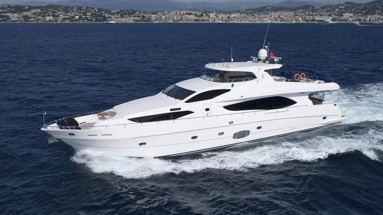 Gulf Craft motor yacht Nirvana for sale | Boat International