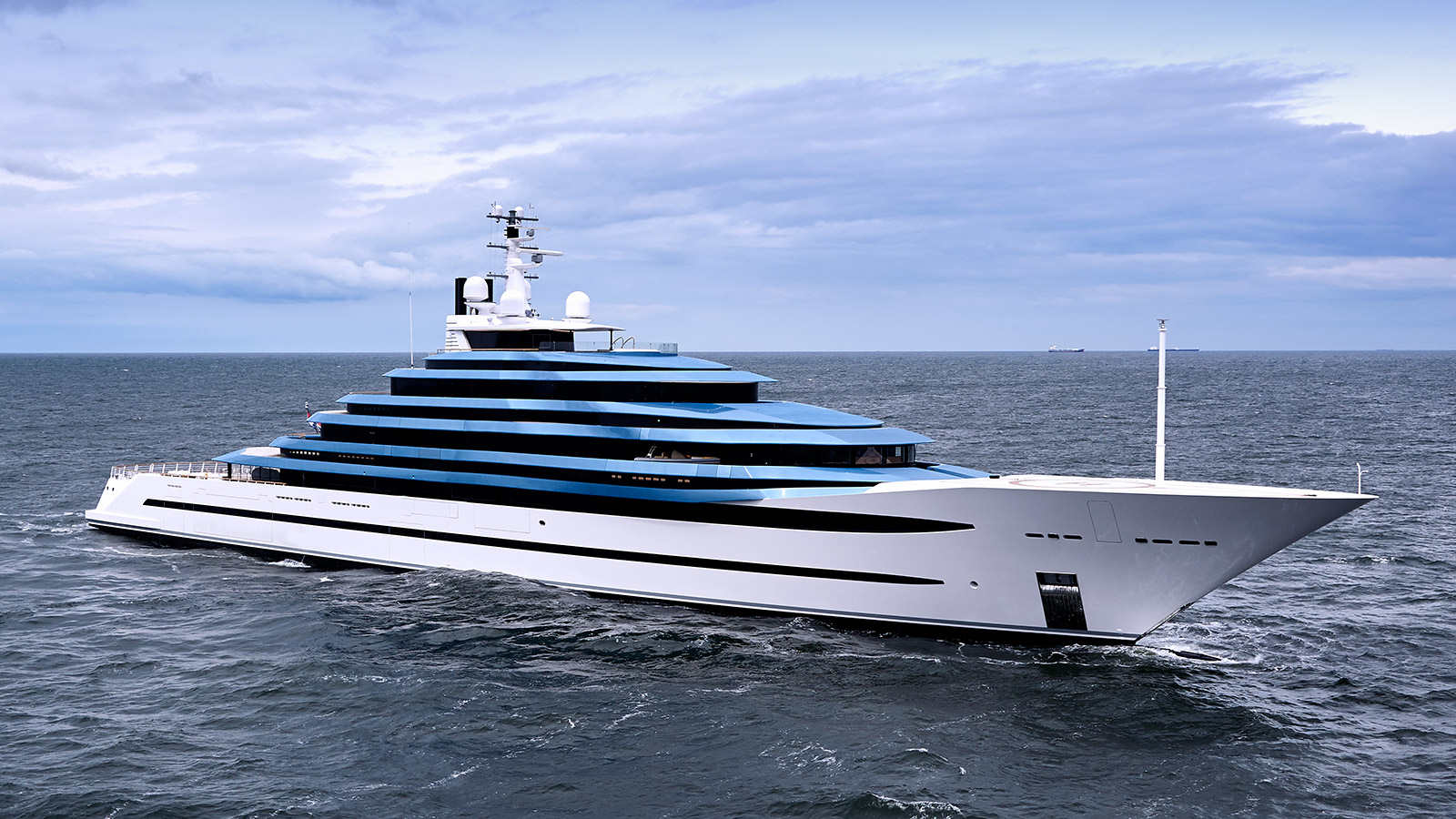 Jubilee most expensive yacht sold