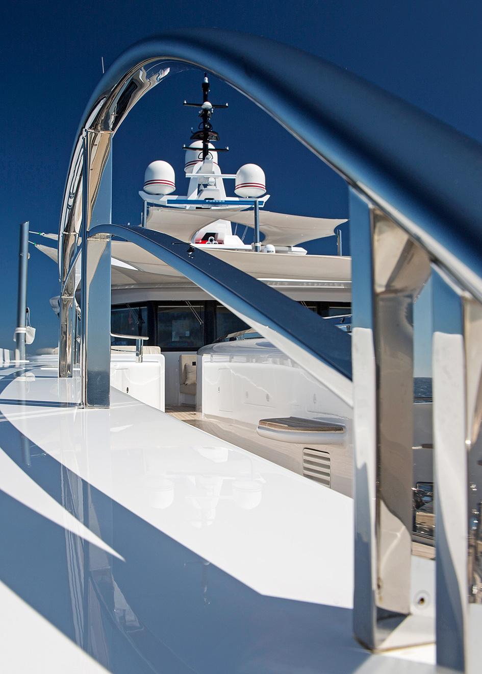Superyacht Forever One