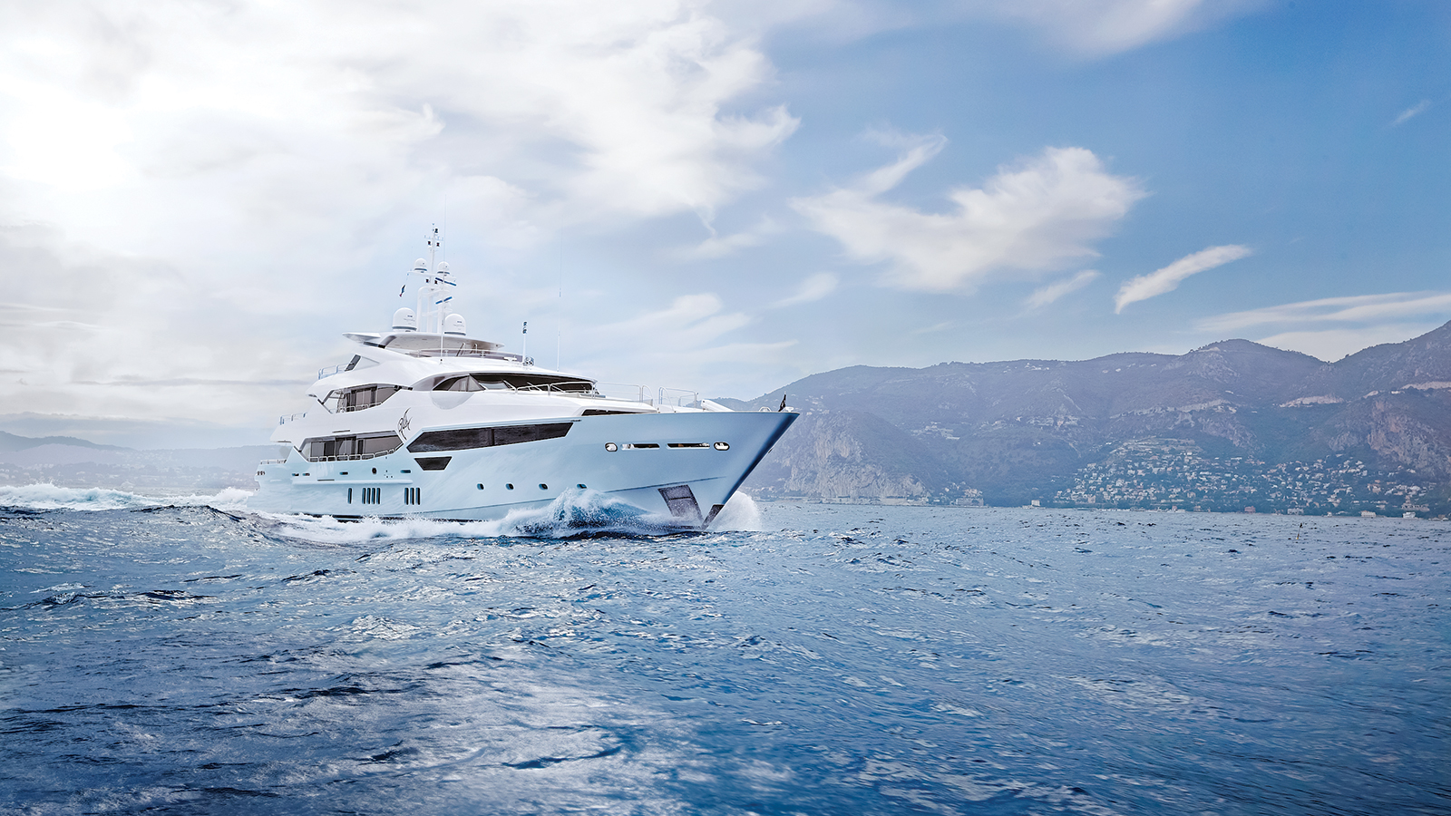 Blush Best British Superyacht