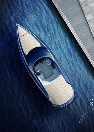First Aston Martin Am37 Sportsboat Delivered To Miami Boat