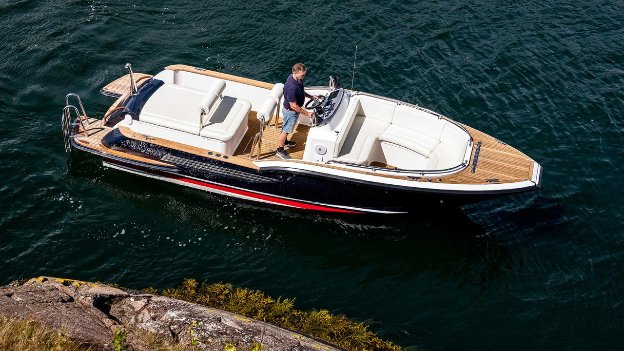 Speed and style: The world's finest superyacht tenders