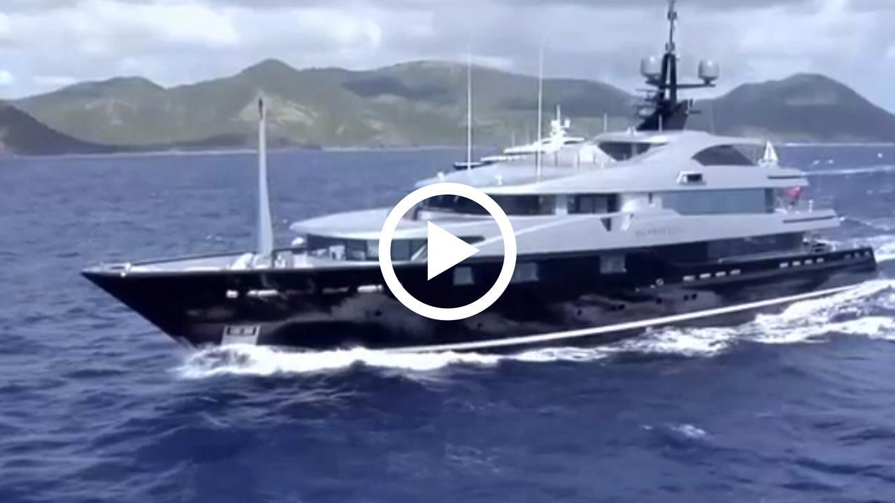 slipstream yacht video