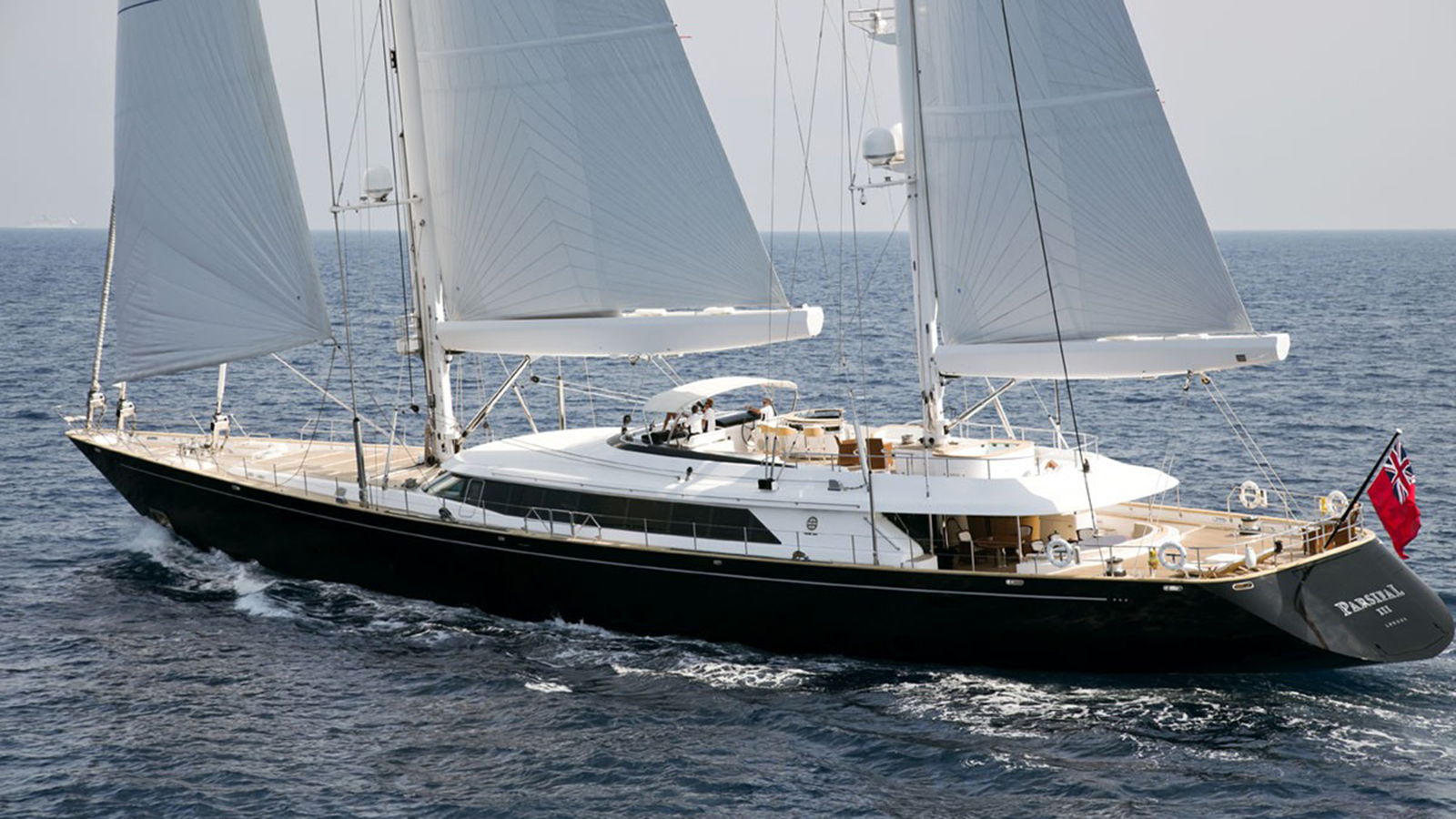 Parsifal III - yacht for sale