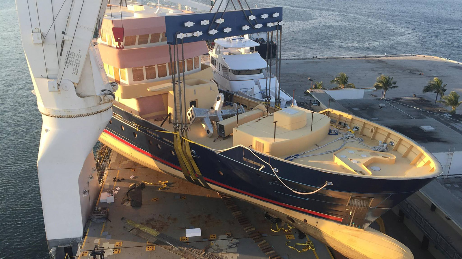 the-foredeck-of-the-in-build-newcastle-marine-explorer-yacht-ulucitcan