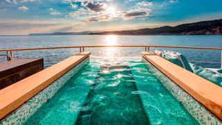 Luxusyachten mit pool  The best superyacht pools in the world | Boat International