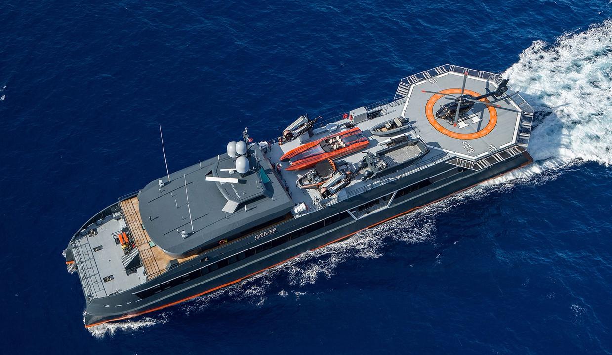 Standout superyacht support vessels | Boat International