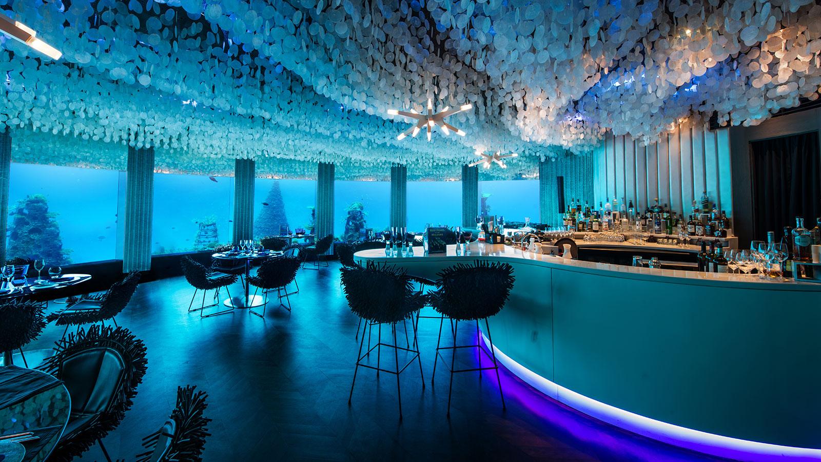 The Best Underwater Restaurants In The World