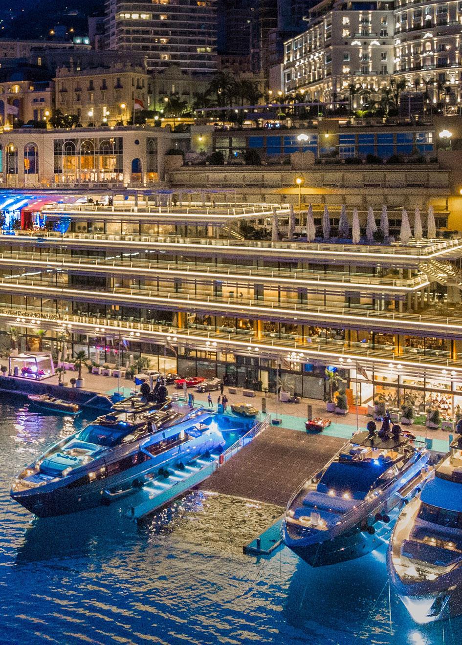 Riva 110 Dolcevita World Première Monaco