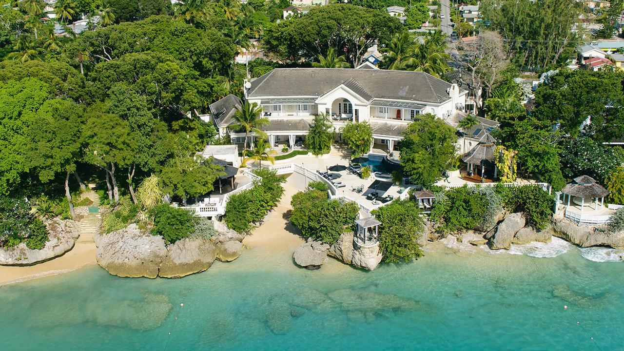 Villa with a view: An opulent Bajan mansion with an A-list guestbook