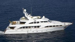 Ventura and Gulf Yachts sign Benetti superyacht Al Madhoub for sale