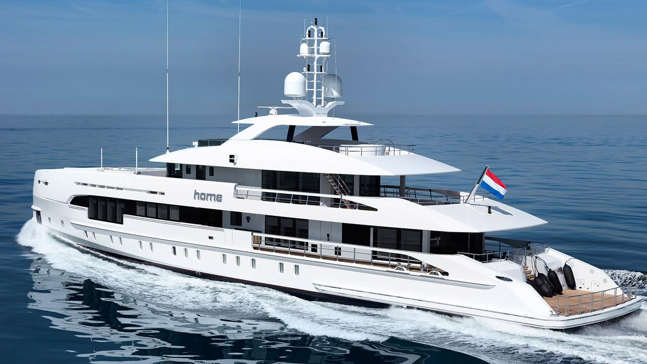 Heesen releases first interior photos of Home   Boat