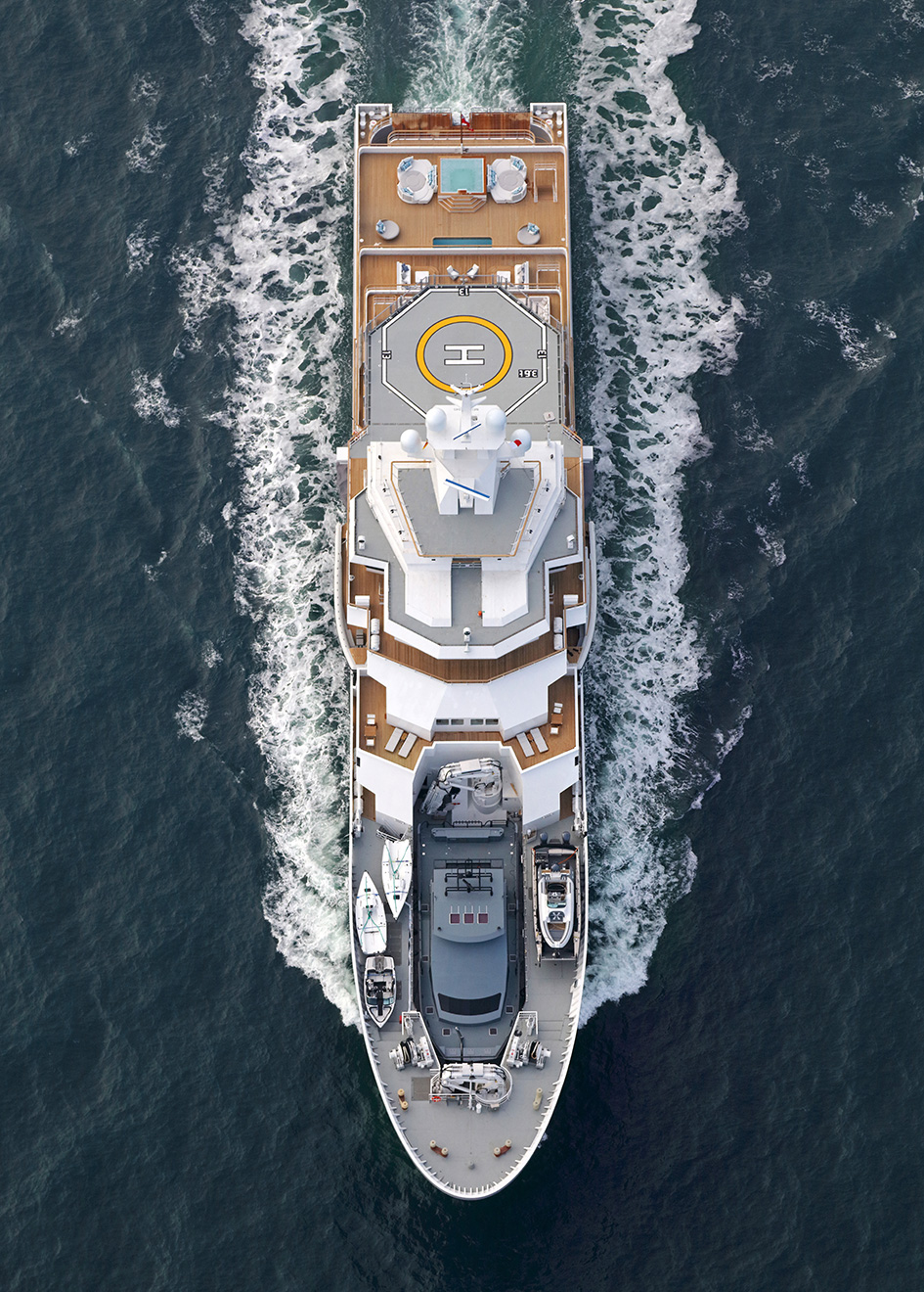 aerial-running-shot-of-kleven-explorer-yacht-ulysses