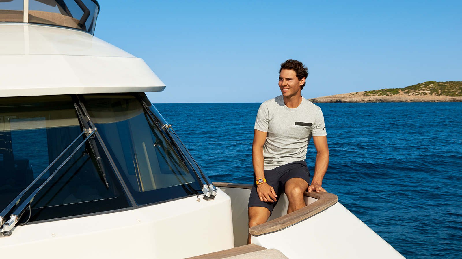 Q A On Board With Rafael Nadal Tennis Ace And Owner Of Beethoven Boat International