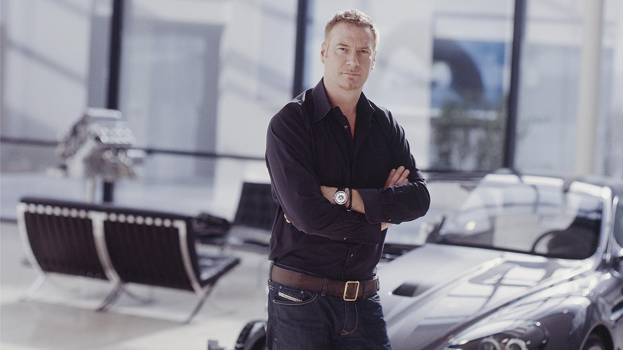 Interview With Marek Reichman, Chief Creative Office Of