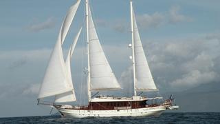 41m motorsailer Queen of Andaman sold | Boat International