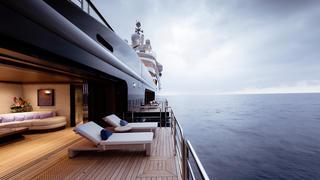 Landing Luna The Story Of The 115m Explorer Yacht S 50m Refit