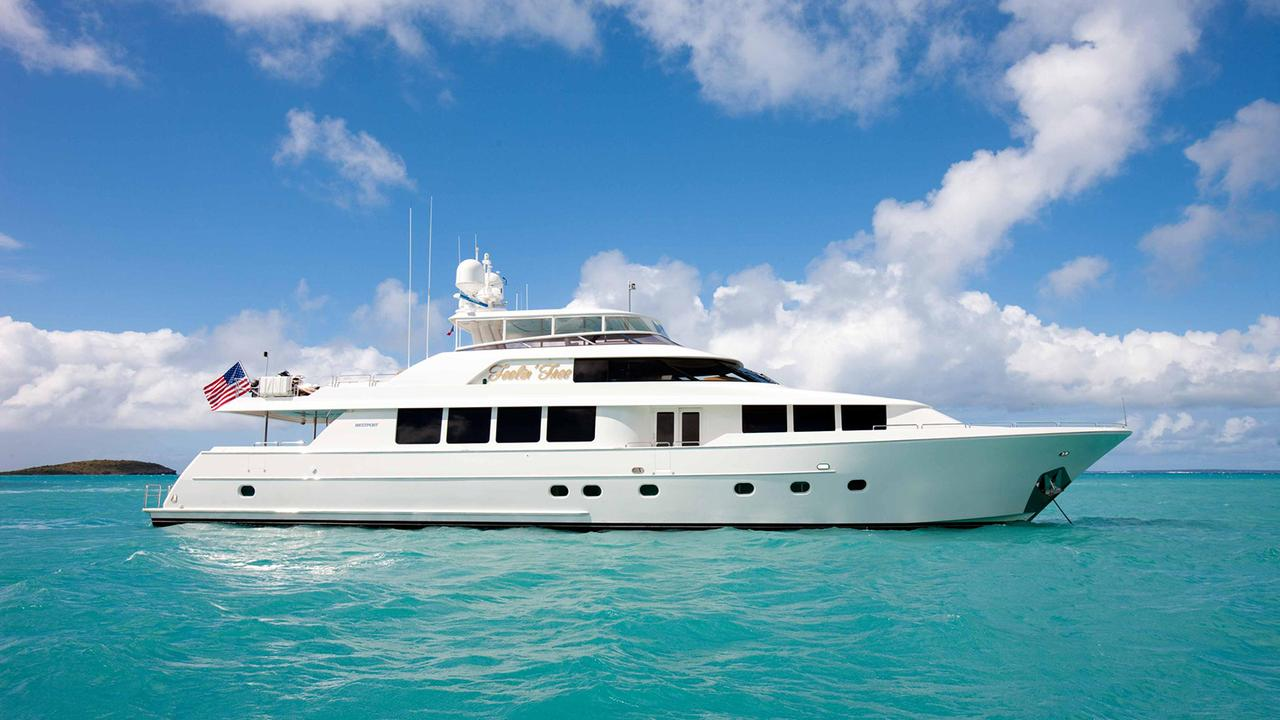 westport motor yacht feelin free sold boat international
