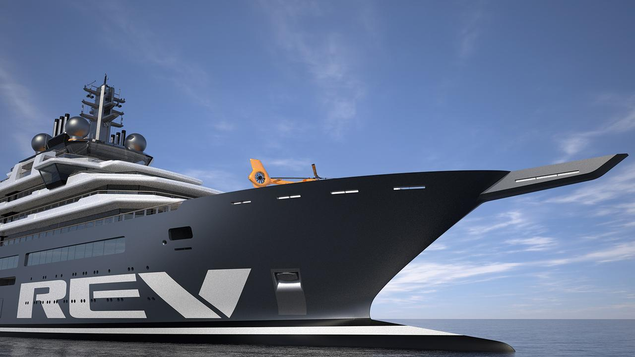 Grand ambition: Inside the revolutionary expedition vessel ...