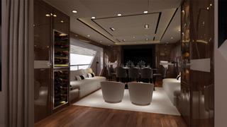 Bering Yachts signs contract for semi-custom Bering 106