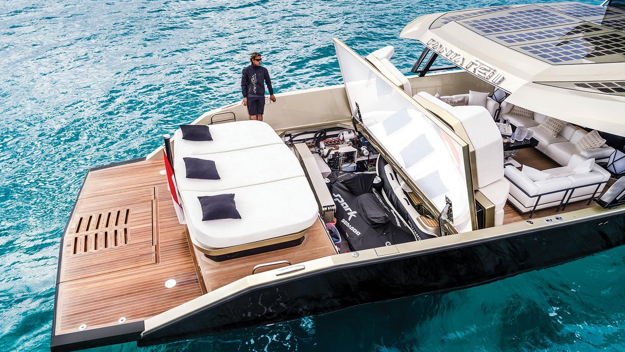 Top Innovative Superyacht Tender Garage Designs Boat International