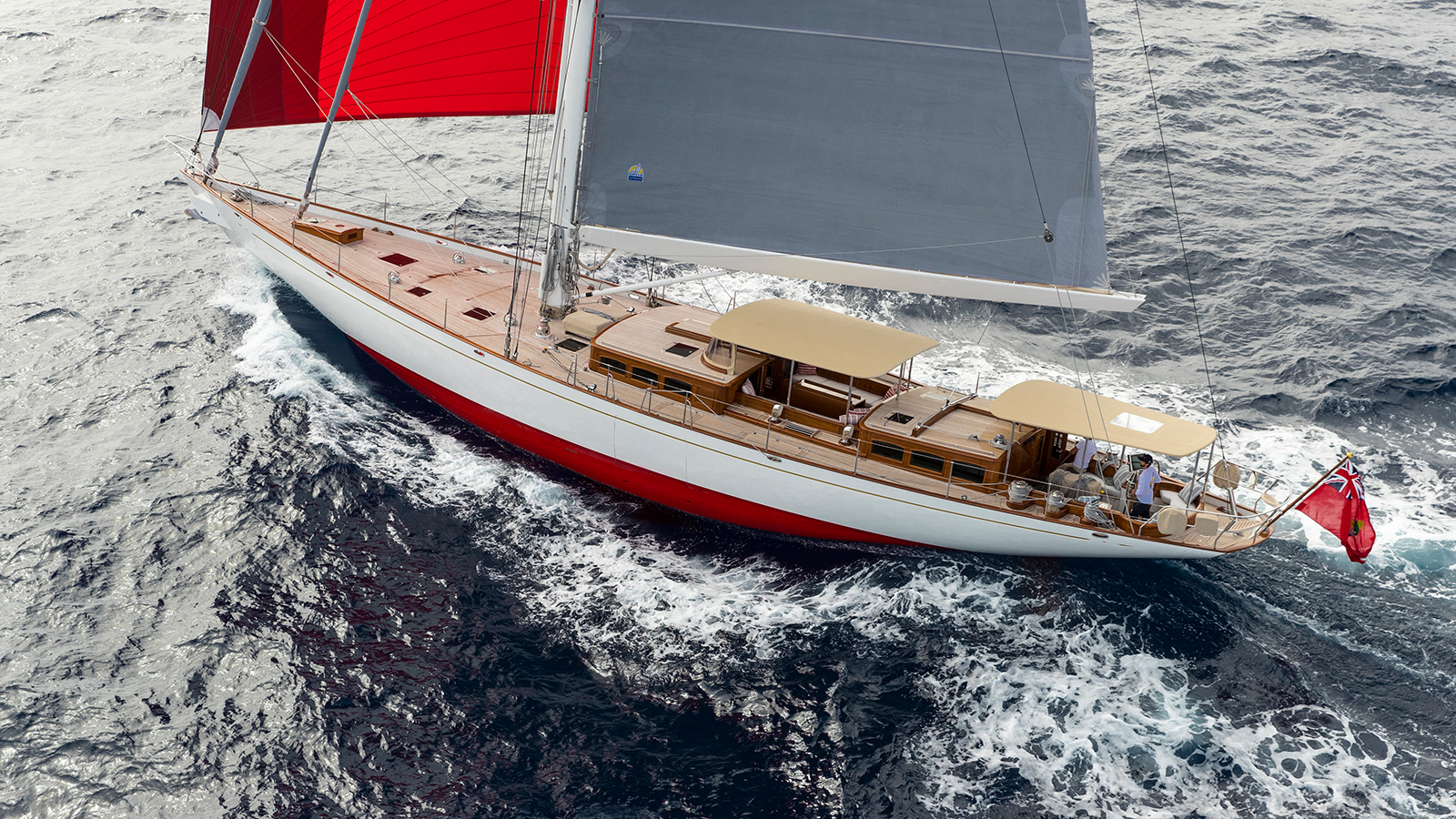 aerial-view-of-the-claasen-truly-classic-90-sailing-yacht-acadia