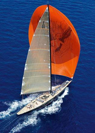 The best superyacht spinnakers in the world | Boat ...