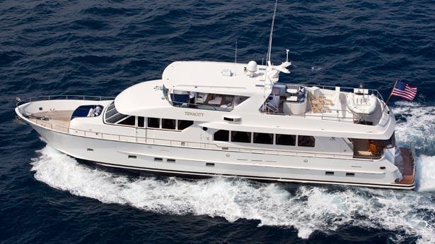 Luxury Motor Club >> Paragon 94 motor yacht Tenacity sold | Boat International
