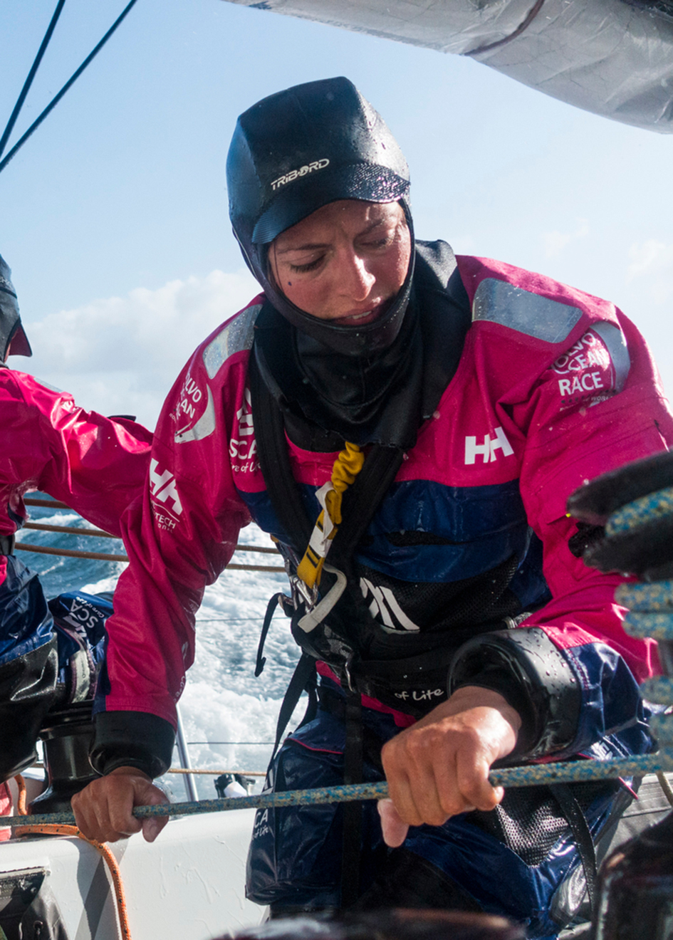 Women Volvo Ocean Race win