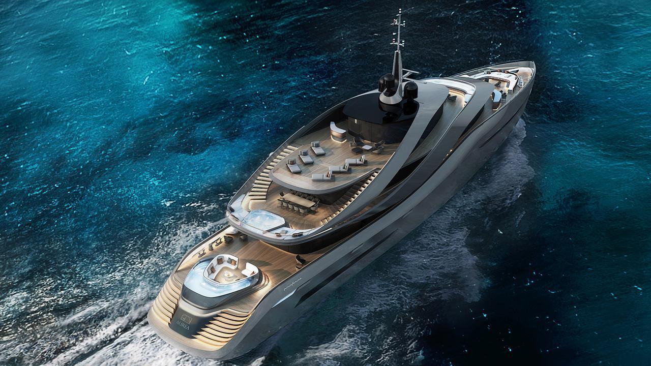 Image result for Aurea yacht