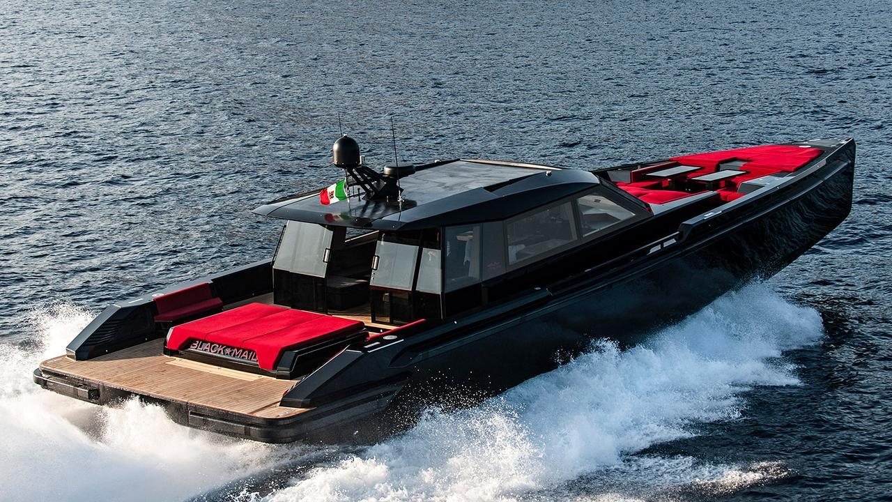 Maori Motor Yacht Blackmail Sold