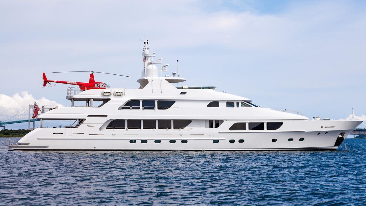 Christensen motor yacht Three Forks sold | Boat International
