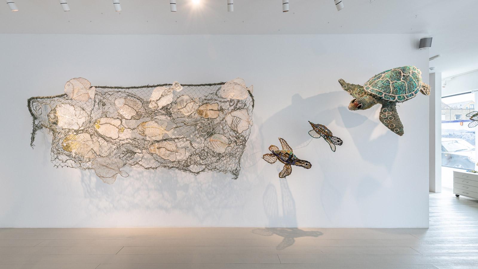 Net exhibition