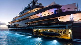 Top 5 Exterior Designers Of The World S Largest Superyachts Boat