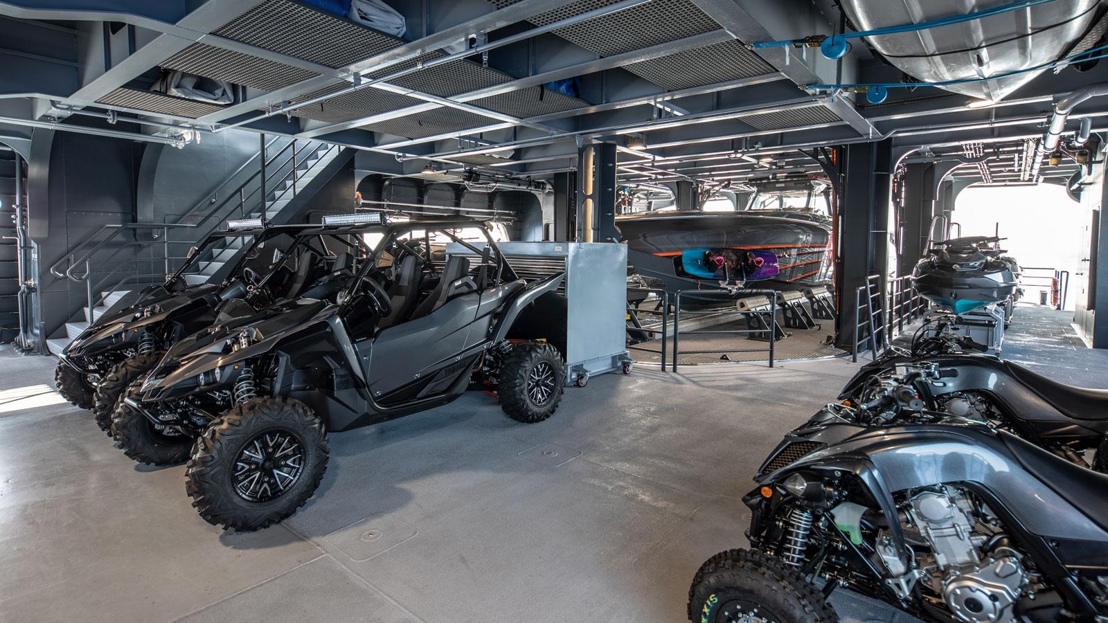 best-superyacht-toy-garages
