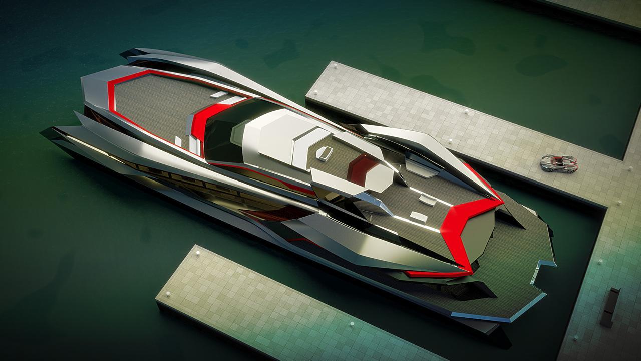 4 interesting features of the Kraken concept | Boat ...