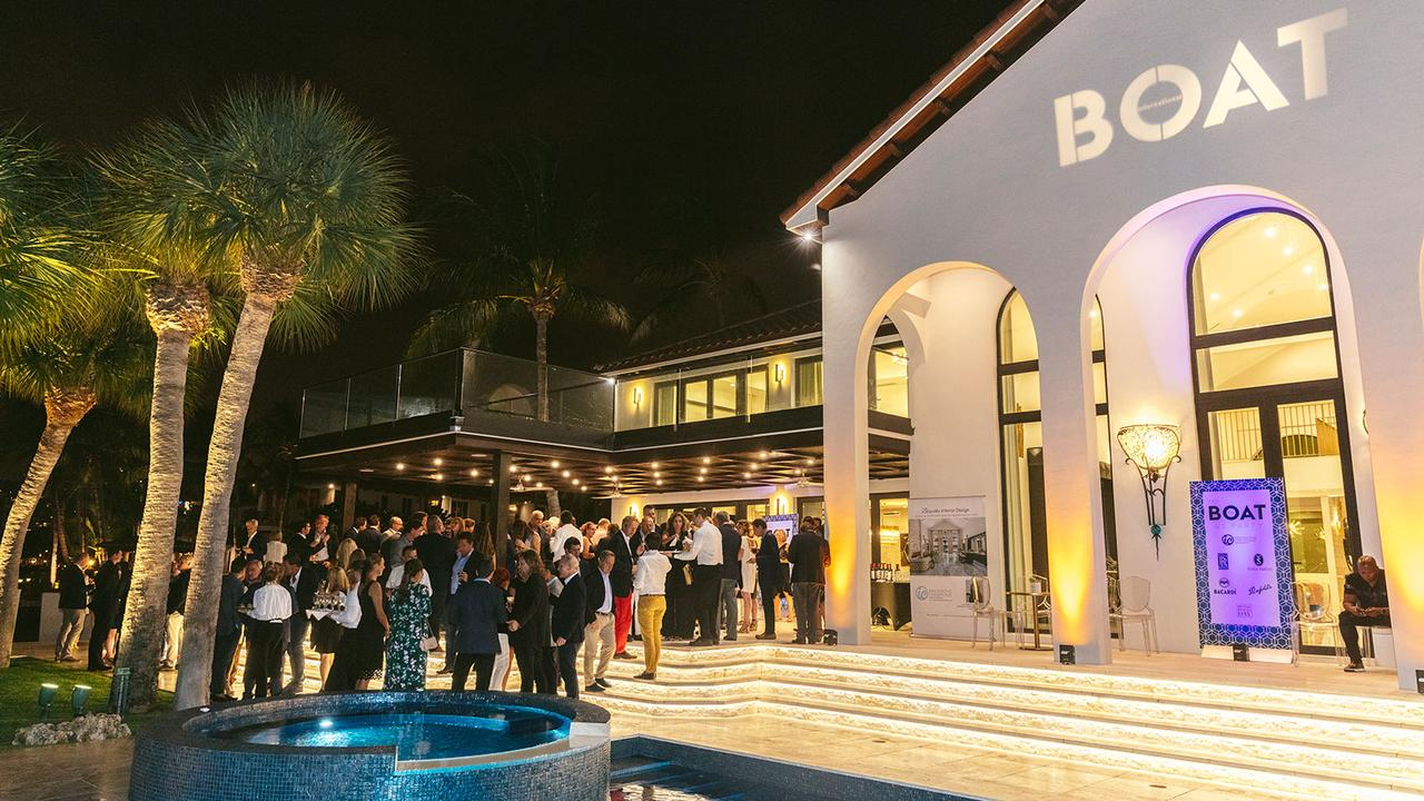 In Pictures The Boat International Us Party 2018 Boat
