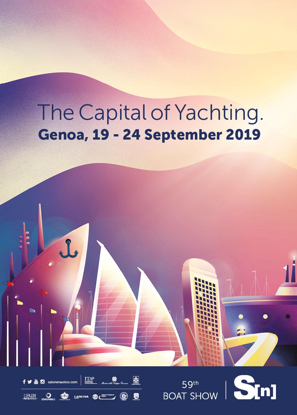 Genoa International Boat Show 19-24 September 2019