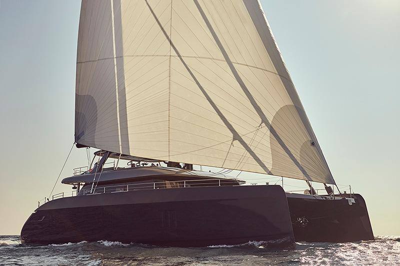 Sunreef Begins Construction on Sunreef 80 Sailing Yacht