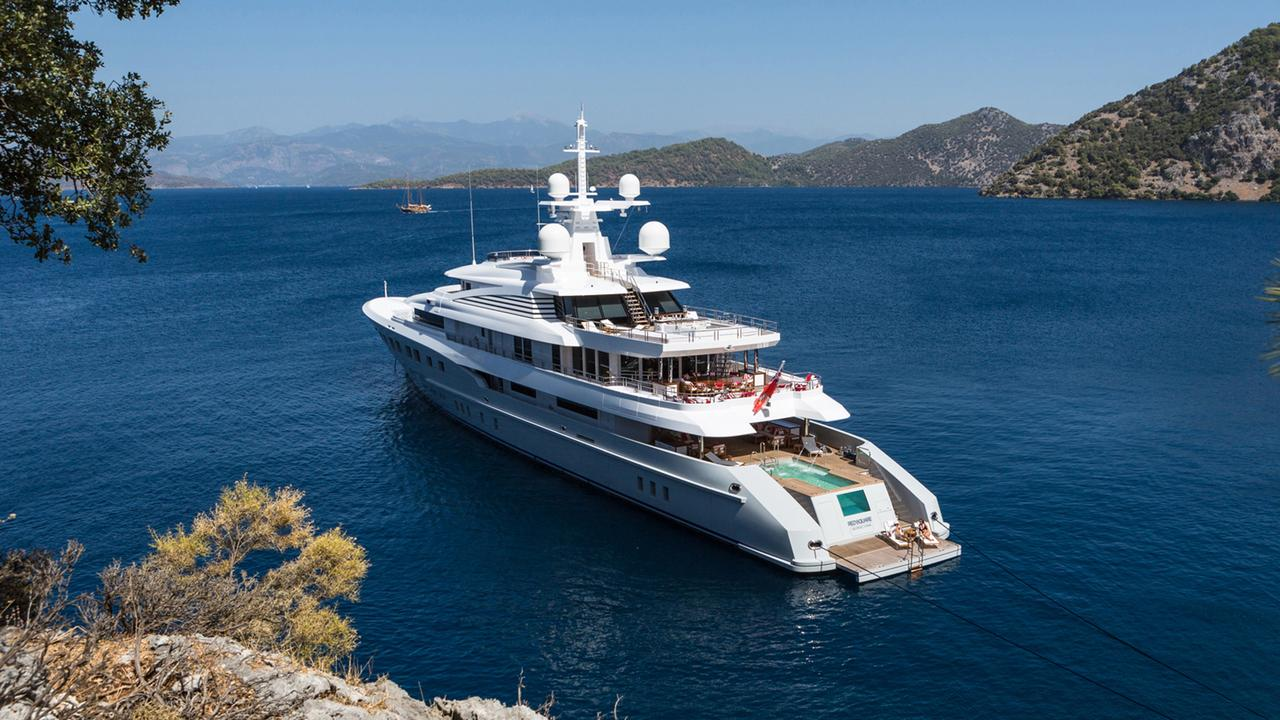 dunya u0027s first superyacht axioma is full of surprises boat