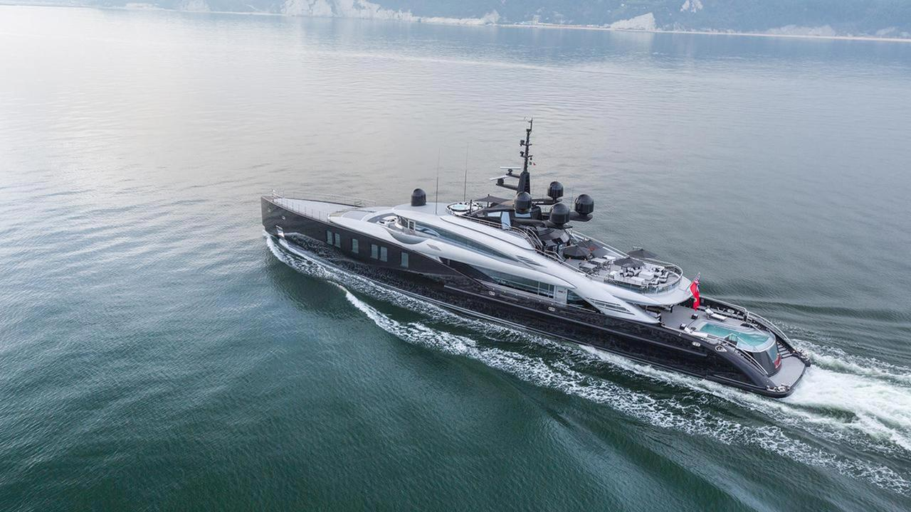 Okto: Inside the Recently Sold 66 Metre ISA Superyacht