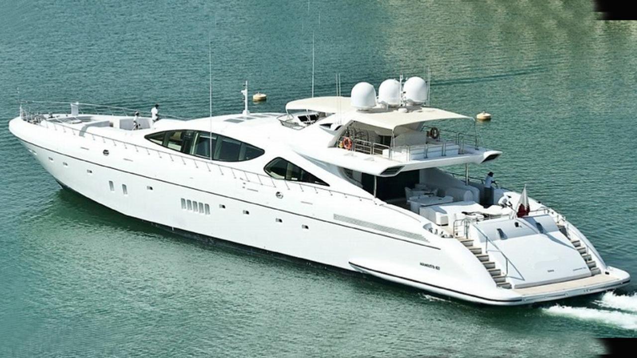 Mangusta 165 Motor Yacht Al Asmakh For Sale Boat International