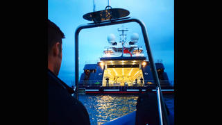 Inside Paul Allen S Superyacht Party On Board Octopus At Cannes 2016