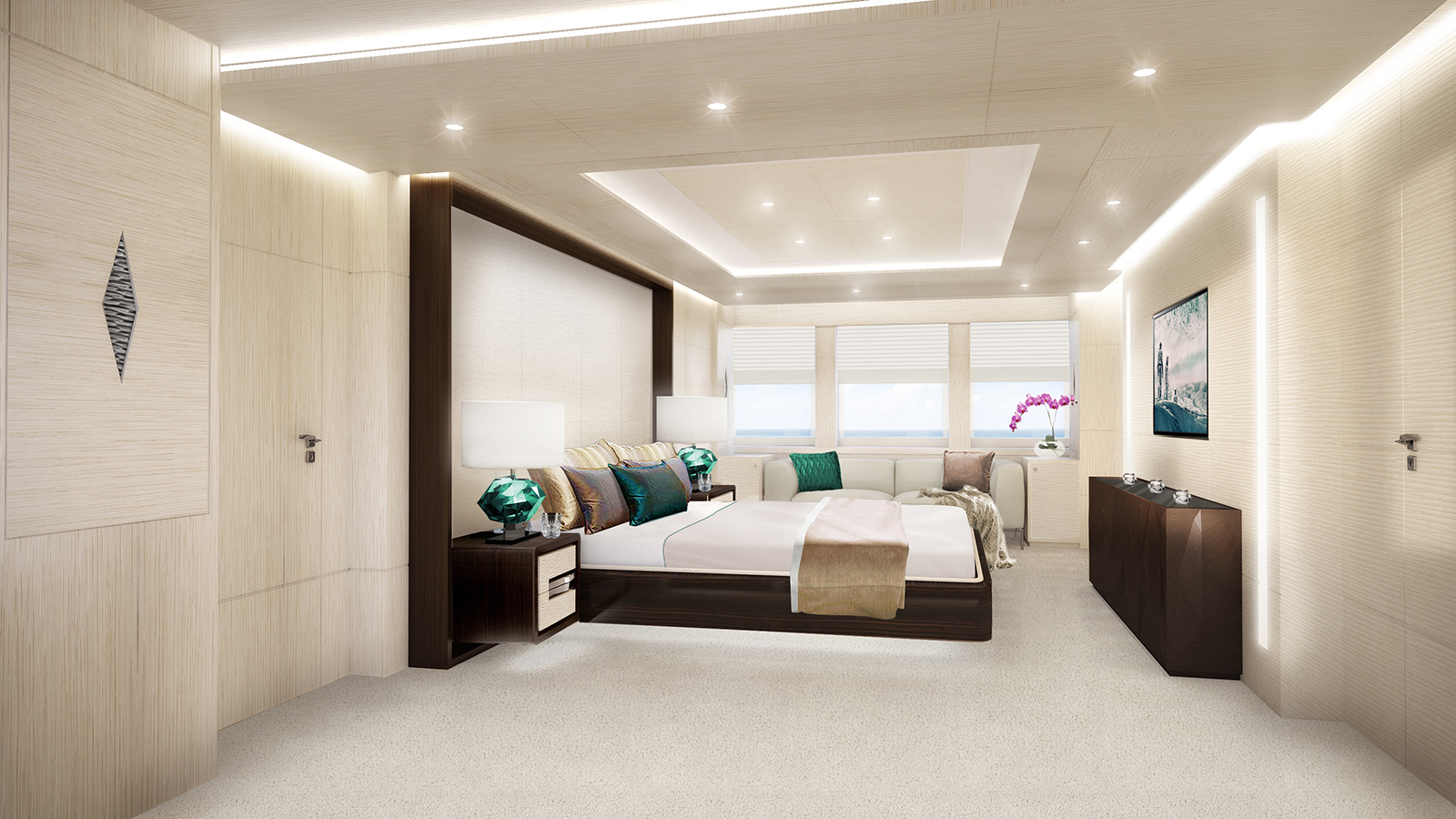 the-owners-cabin-of-Omaha-by-heesen-yachts