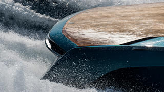 Aston Martin Am37s The Boat That Thinks It S A Car Boat International