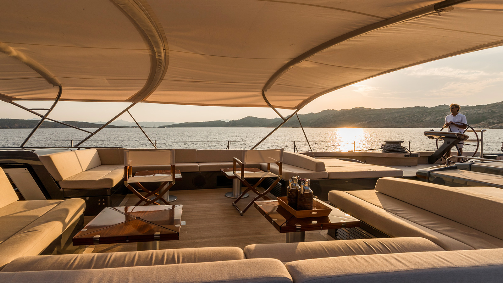 the-cockpit-of-Baltic-130-custom-sailing-super-yacht-my-song