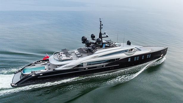 Archive: 16 yachts for sale at 2015 MYS