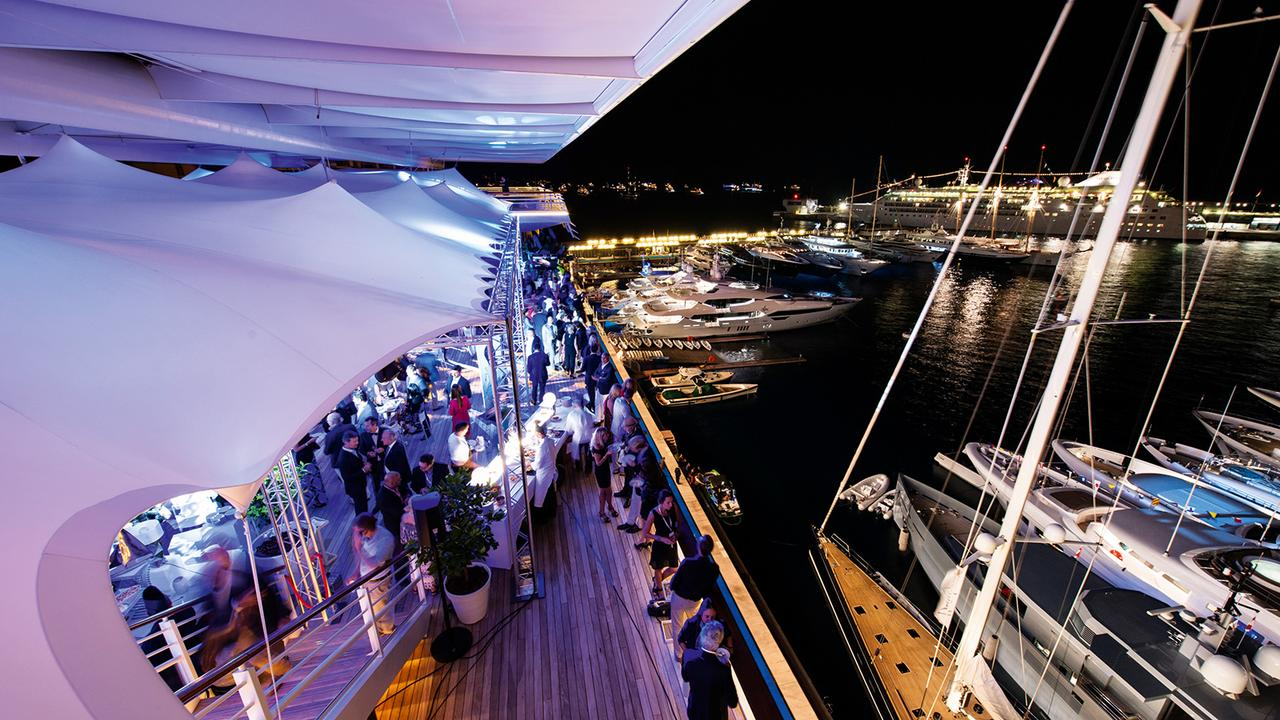 Image result for monaco yacht show 2017 party yacht club de monaco